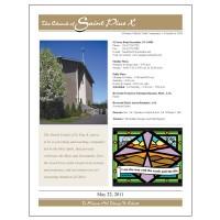 St. Pius X Bulletin